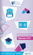 Guide étudiant 2021