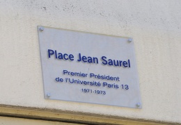 Place Jean Saurel